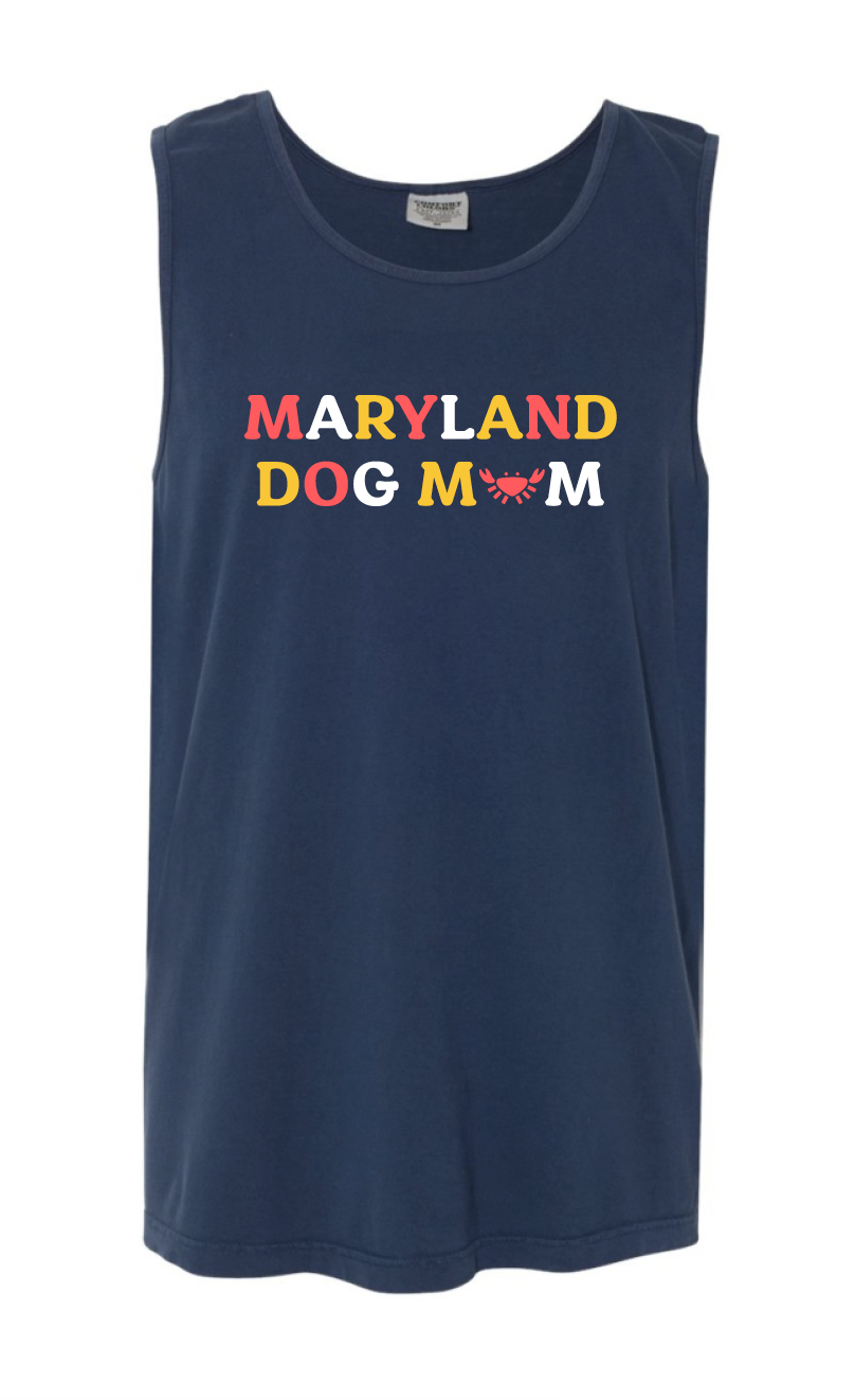 Maryland Dog Mom Tank
