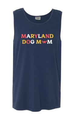 Maryland Dog Mom Tank