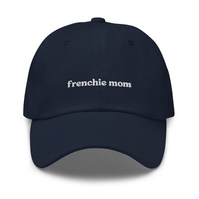 Frenchie Mom Dog Mom Hat