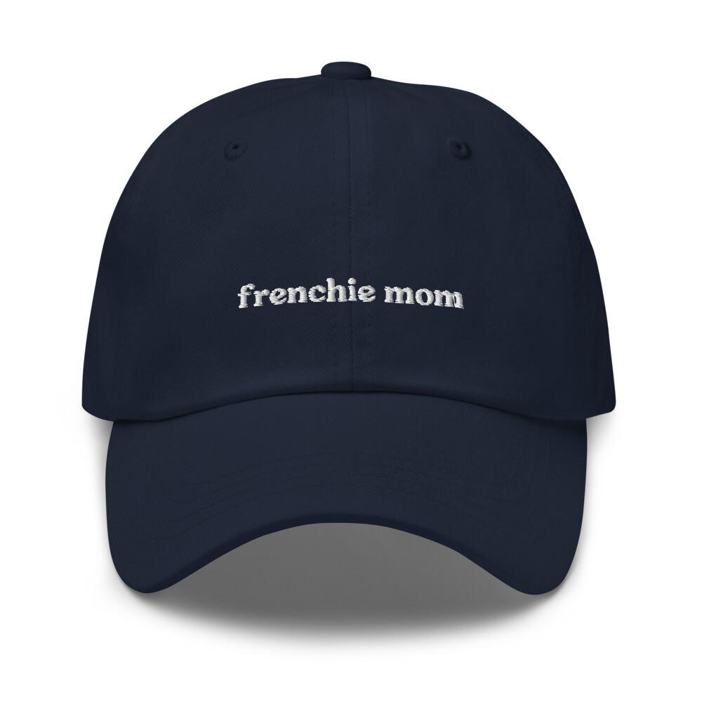 Frenchie Mom Dog Mom Hat