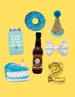 Dog Birthday Party Box
