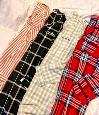 I Sleep With Dogs Night Shirt/ Pajamas