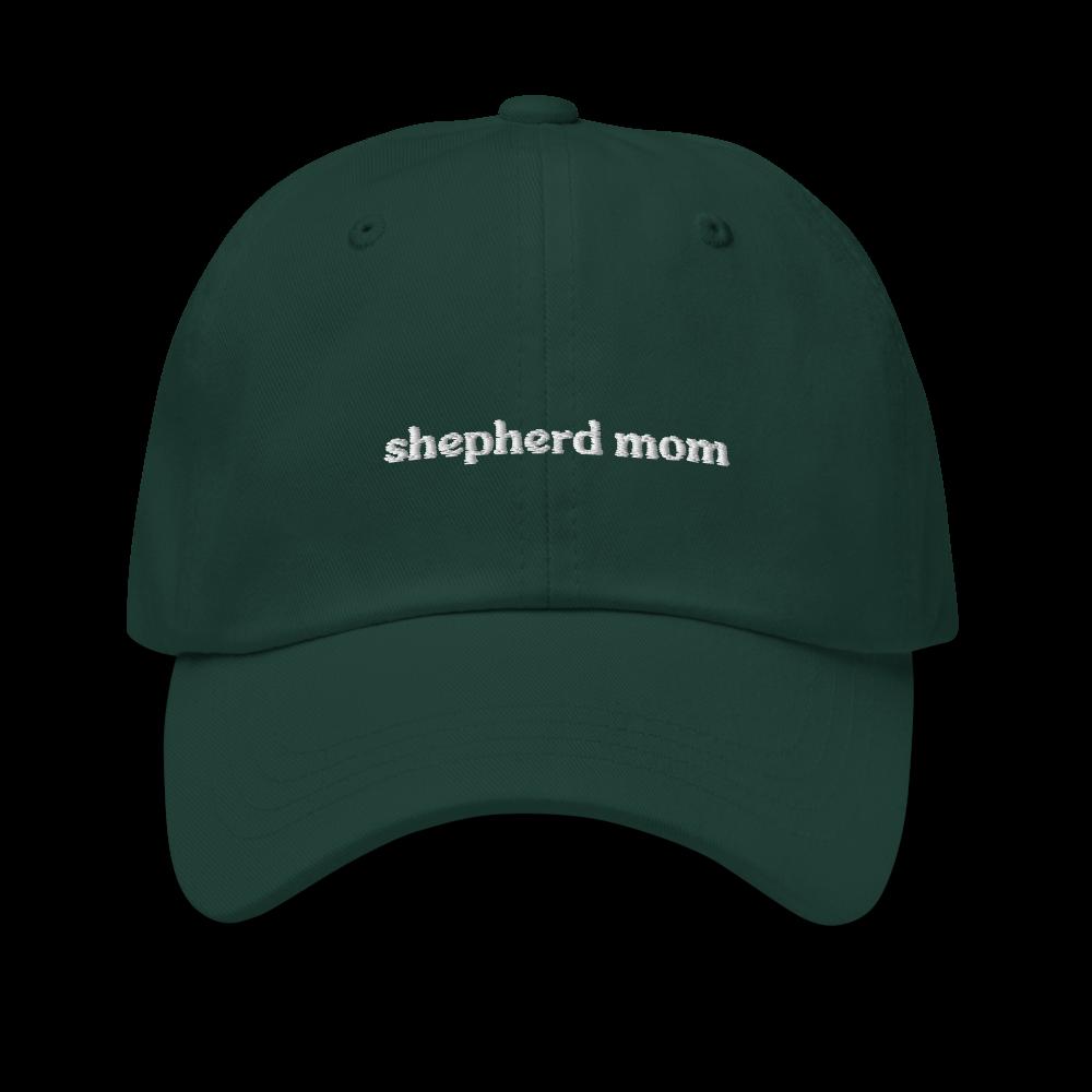Shepherd Dog Mom Hat
