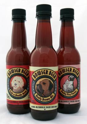 Bowser's Beer Dog Beer