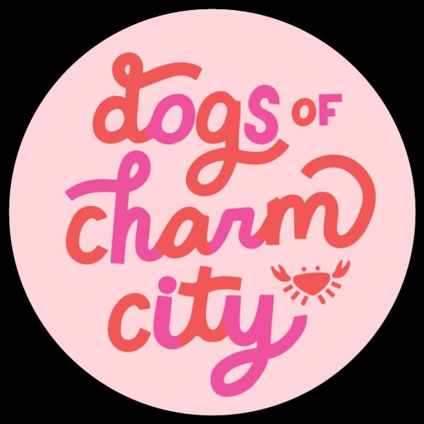 Dogs of Charm City Sticker
