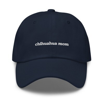 Chihuahua Mom Dog Mom Hat