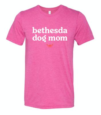Bethesda Dog Mom Tee