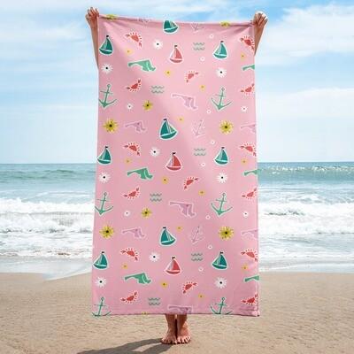 Maryland Beach Towel