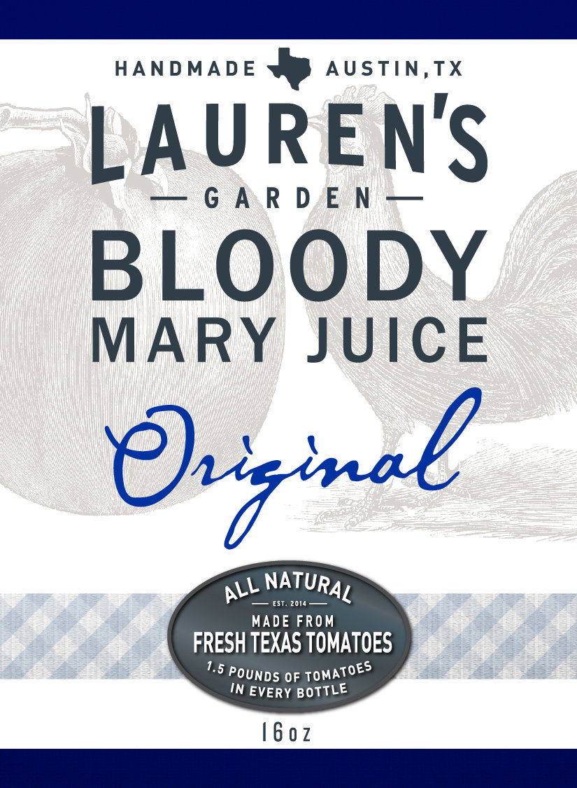 Original Bloody Mary Juice 16oz