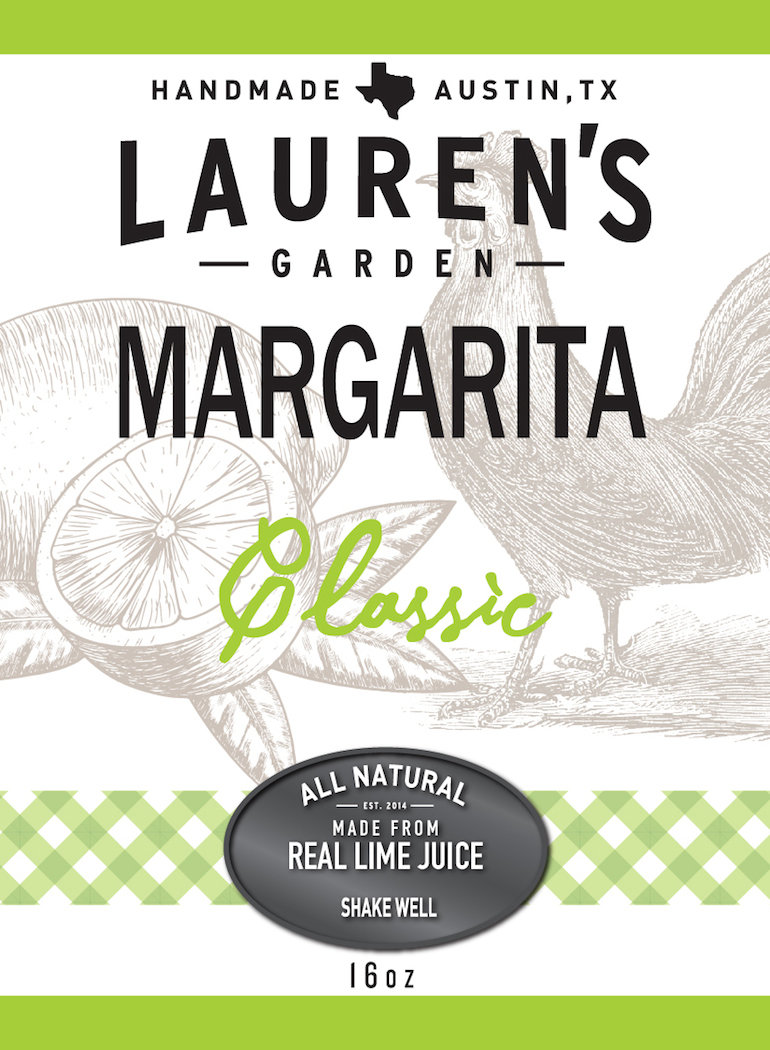 Classic Margarita Juice 16oz