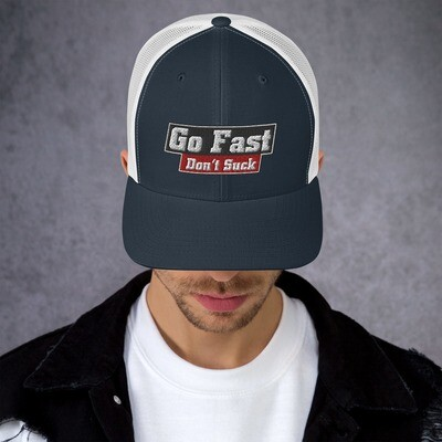 GFDS Snap Back Trucker Cap