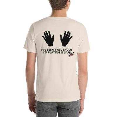 Non-Threat Go Fast Don't Suck T-Shirt