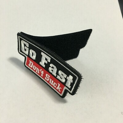 GFDS Embroidered Patch