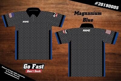 Magnanium - Polo Jersey