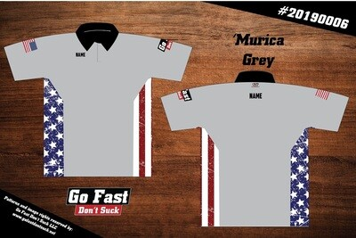 'Murica - Polo Jersey