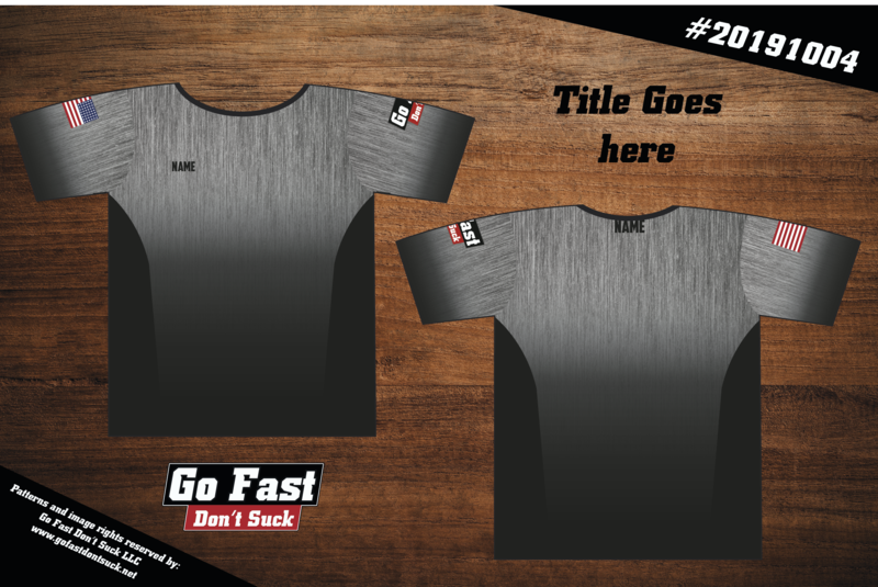 Brushed Steel - T-Shirt