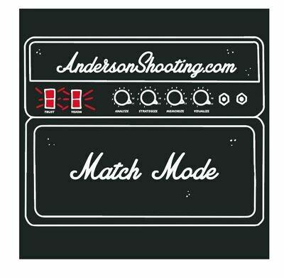 Match Mode Dry Fire Travel Set - IDPA