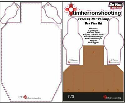Tim Herron - Process, Not Talking Dry Fire Kit (NEW)