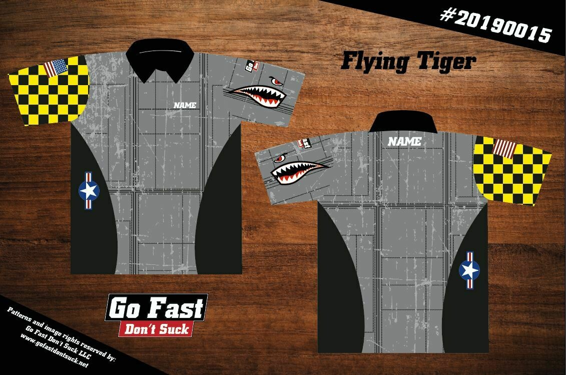 Flying Tiger - Polo Jersey