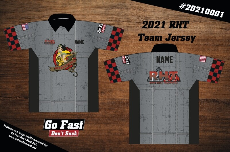 Red Hill Tactical 2021 Team - Polo Jersey