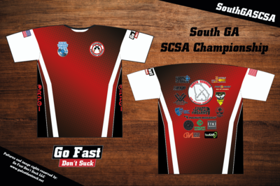 South Georgia Steel Challenge Championship - T-Jersey