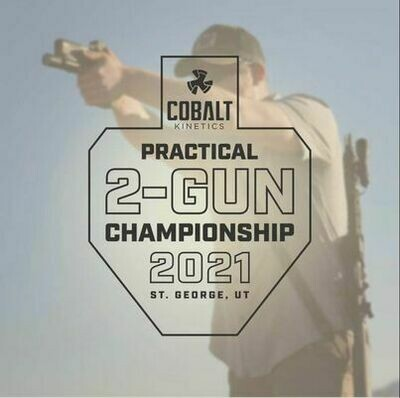 Practical 2 Gun Target Pack