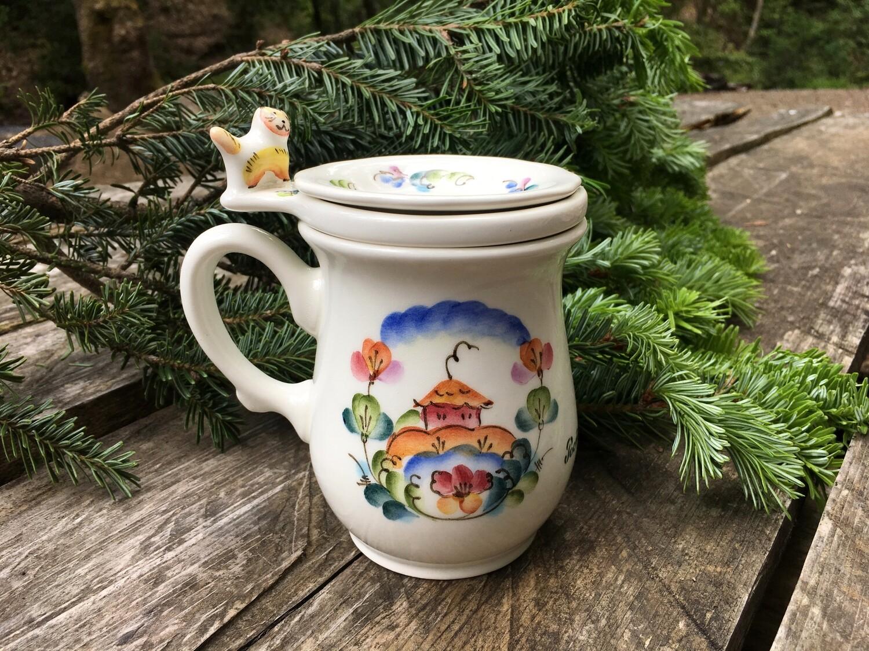 お茶用マグカップ(ねこ)0002