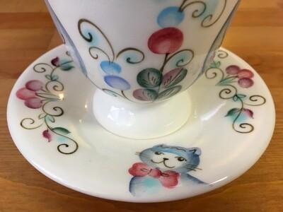 マグカップ「猫の夢」0001