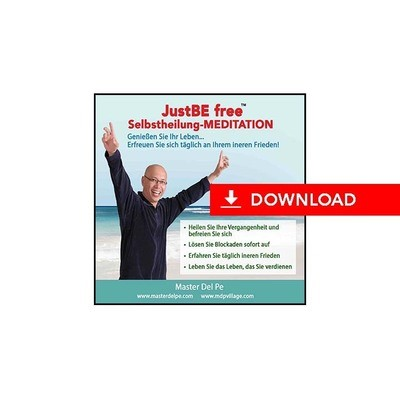 JustBE free Selbstheilung-Meditation (download)