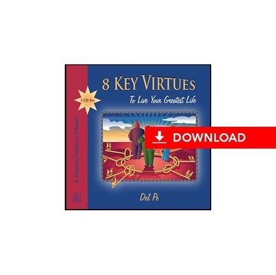 8 Key Virtues to Live Your Greatest Life (5 CD set)