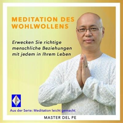 Goodwill Meditation - German (download)