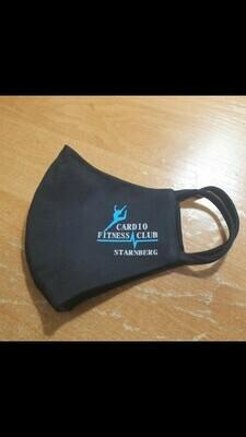 Cardio Fitness Club Schutzmaske