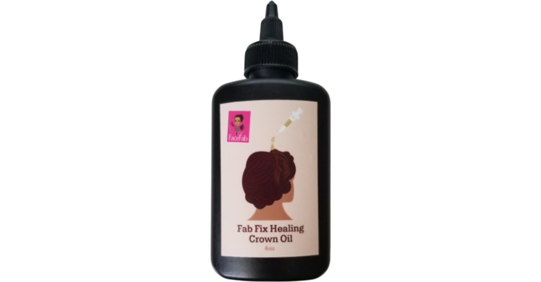 Fab Fix Healing Crown Oil