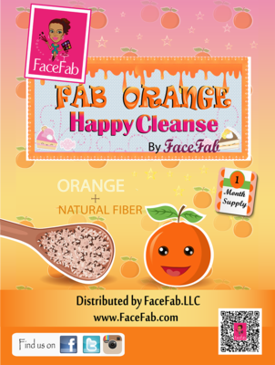 Fab Orange Happy Cleanse