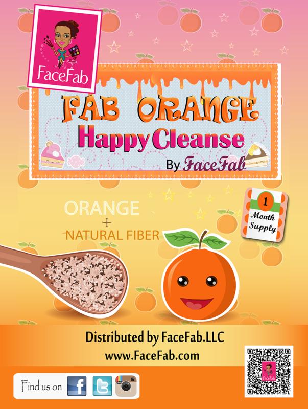Fab Orange Happy Cleanse