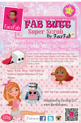 Fab Butt Super Scrub