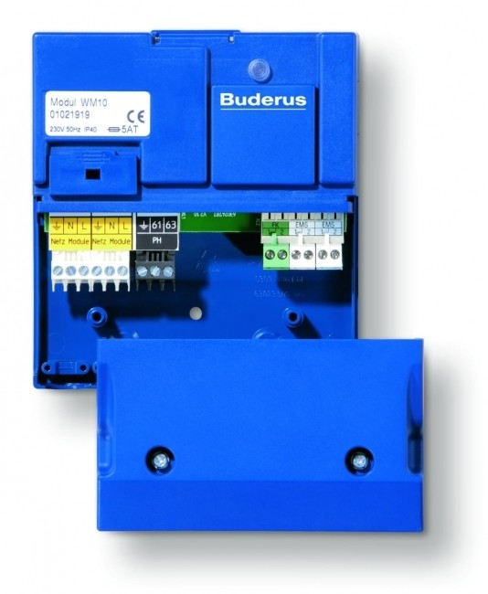 Buderus modul WM 10 skretnica