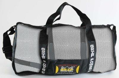 Mesh Gear Bag - Multipurpose Gym Bag, Beach Bag Scuba Diving Bag & More