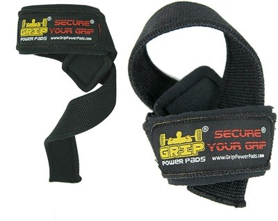 Classic Heavy Duty Neoprene Padded Weight Lifting Straps