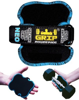 Grip Power Pads NEO Grip Pad Gym Gloves Alternative Weightlifting Grips
