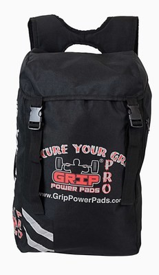Grip Power Pads Sport Sackpack Gym Bag