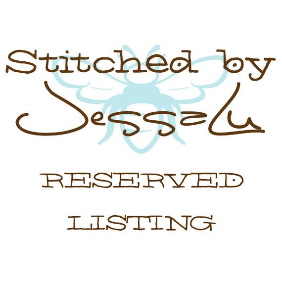 Reserved for Jenn