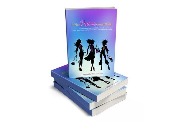 If Her Purse Could Talk Book