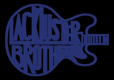 Lackluster Brother Logo Sticker