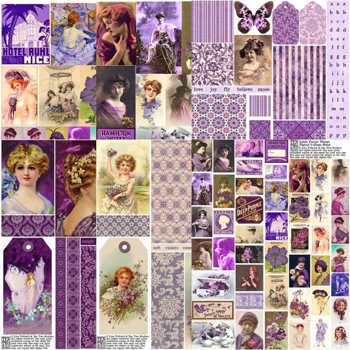 Purple Things