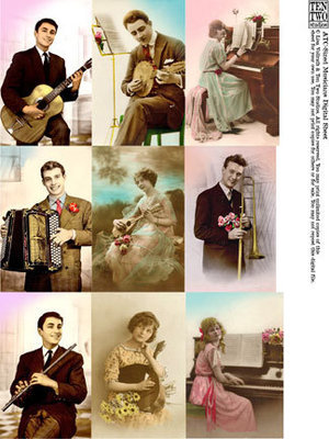 ATC-Sized Musicians