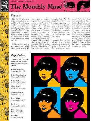 May – Pop Art