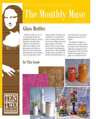 May – Glass Bottles