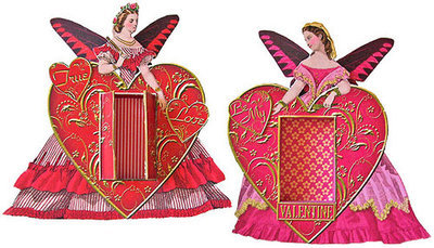Victorian Hearts Shrines