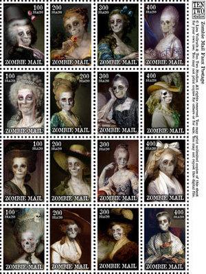 Zombie Mail